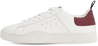 Diesel Clever Leather Low-Top Sneakers
