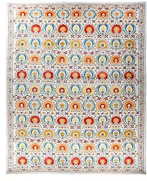 Bloomingdale's Lyon Suzani 19001 Area Rug, 12'3 x 18'9