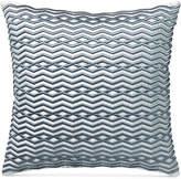 "Hotel Collection Diamond Stripe 18"" Square Decorative Pillow, Created for Macy's Bedding"