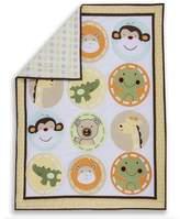 Dream On Me Animal Kingdom 5Pc Reversible Portable Crib Set