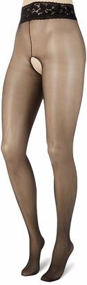 Orion Women's Strumpfhose-25102781611 Dress Sock