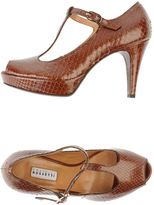 Fratelli Rossetti Pumps with open toe