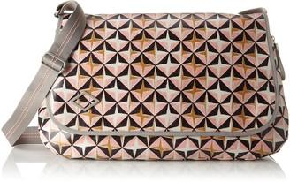 Oilily Lori Geometrical Diaperbag Lhf Womens Cross-Body Bag