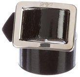 Roger Vivier Patent Leather Waist Belt