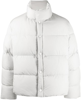 Jacquemus Padded Funnel Neck Jacket