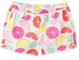 Gymboree Citrus Print Shorts