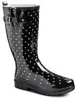 Women's Polka Dot Rain Boots