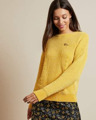 Ted Baker Chenille Stitch Jumper