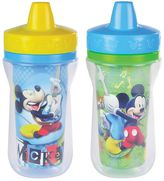 The First Years Disney Mickey Mouse & Friends 2-pk. Insulated Sippy Cups by