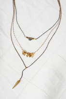 A.V. Max Womens LUXE TRIPLE NECKLACE