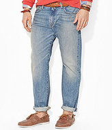 Polo Ralph Lauren Hampton Straight-Fit Lightweight Dayton Wash Jeans
