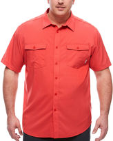 Columbia Co. Button-Front Shirt-Big and Tall