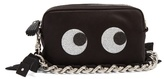 Anya Hindmarch Eyes satin clutch
