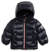 Moncler Infant Boy's New Aubert Hooded Water Resistant Down Jacket