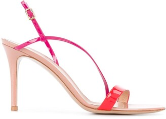 Gianvito Rossi Manhattan 95mm sandals