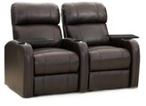 Thumbnail for your product : Winston Porter Alizette Home Theater Loveseat (Row of 2)