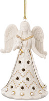 Lenox Florentine and Pearl Angel Ornament