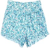 Splendid Girls' Floral Print Shorts