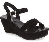 Cordani 'Garda' Platform Wedge Sandal (Women)