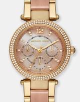 Michael Kors Mini Parker Multi Chronograph Watch