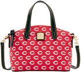 Dooney & Bourke MLB Reds Ruby