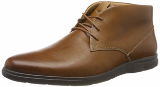 Clarks Mens 261462107 Ankle Boots Brown Size: 10 UK