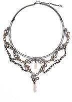 Jenny Packham Women's Jewel Collar Necklace