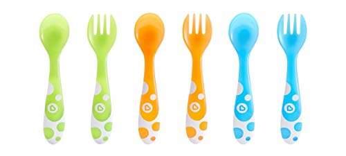 ZOLI GREEN Fork//Spoon Set