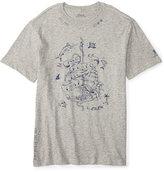 Ralph Lauren Little Boys' Graphic T-Shirt