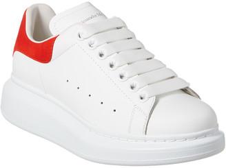 Alexander McQueen Oversized Leather Sneaker