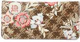 Lauren Ralph Lauren Dobson Floral Continental Wallet