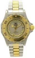 Tag Heuer 3000 Professional200 Stainless Steel & Gold Plated Quartz Womens Watch