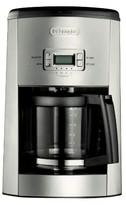 De'Longhi Delonghi 10 Cup Glass Carafe Drip Coffee Maker- Black