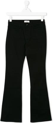 LES COYOTES DE PARIS Bootcut Jeans