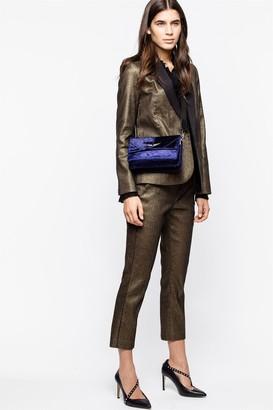 Zadig & Voltaire Victor Bronze Jacket