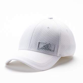 adidas Adult Amplifier Stretch-Fit Cap