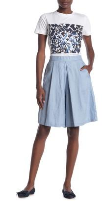 Donna Karan Pull-On Shorts