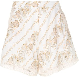 We Are Kindred Bronte high-waisted shorts