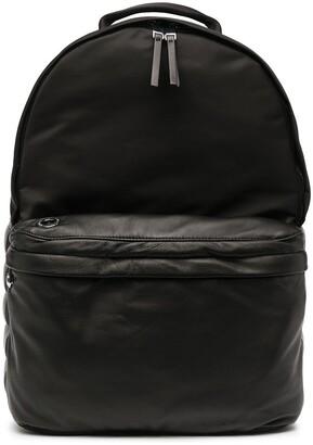 Diesel Padded Zip-Around Backpack