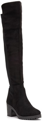 OLIVIA MILLER Rockwell Women's Over-The-Knee Boots