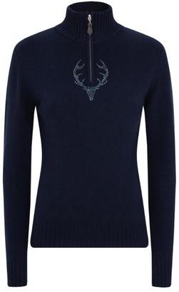 M Miller Crystal-Embellished Ashley Sweater