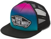 Vans Off The Wall Women's Beach Girl Trucker Hat Cap