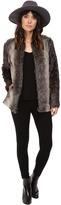 BB Dakota Caddy Faux Fur Coat