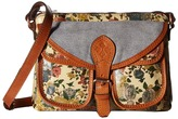 Patricia Nash Morona Top Zip Top-Zip Handbags