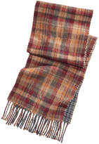 Polo Ralph Lauren Men's Reversible Driver Plaid Scarf