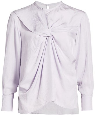 TRE by Natalie Ratabesi The Opal Drape Blouse