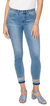 NYDJ Ami Released Hem Jeans in Brickell