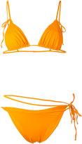 Sian Swimwear - Maja bikini set - women - Polyamide/Spandex/Elastane - S