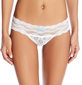 B.Tempt'd Women's Lace Kiss Thong Panty