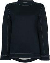 Marni top stitched sweatshirt